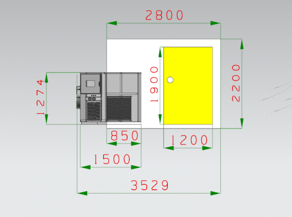 200 Kgs Capacity Drying Machine Solution (1)