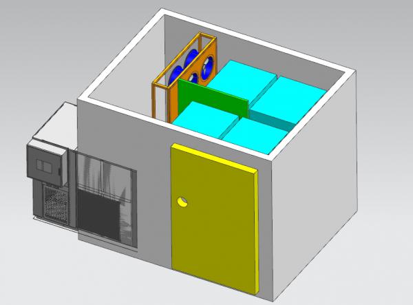 200 Kgs Capacity Drying Machine Solution (3)