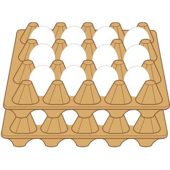 Egg Trays Icon