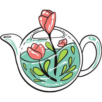 Flower Tea Icon