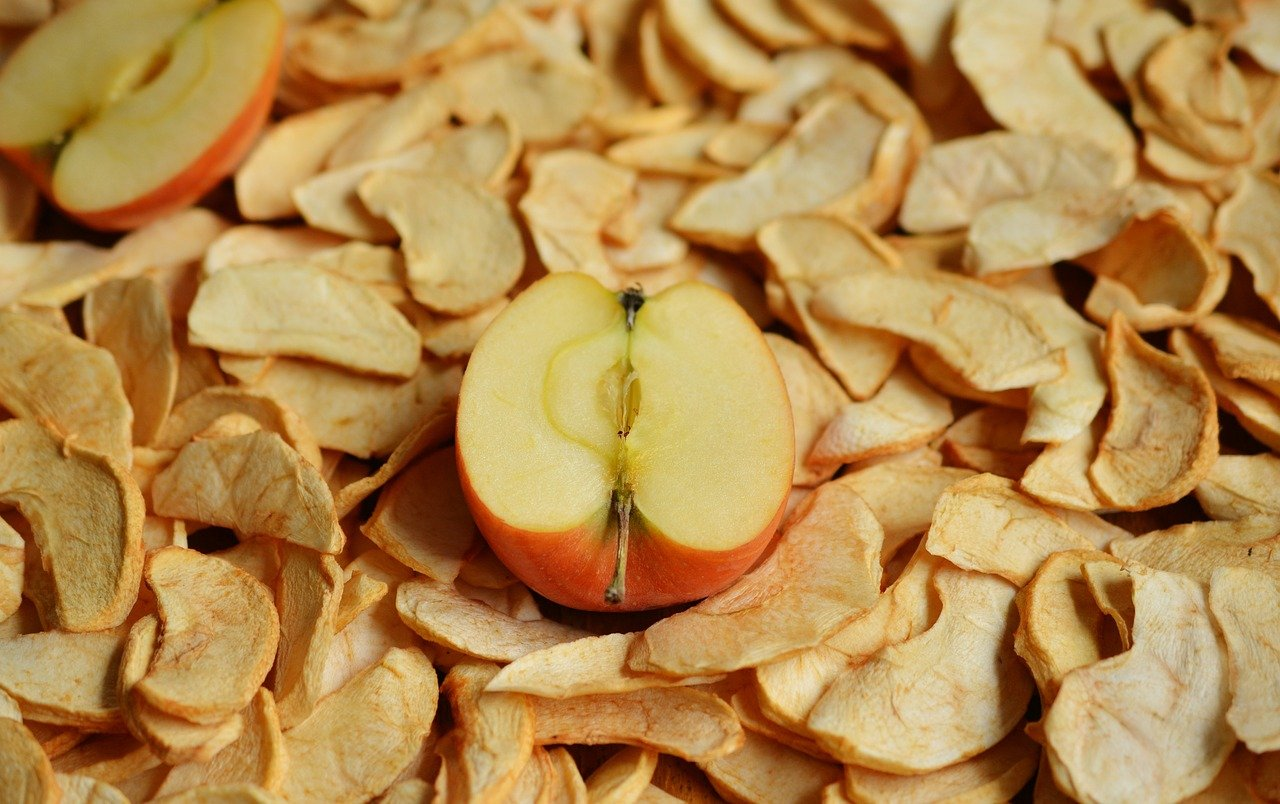 dried apple