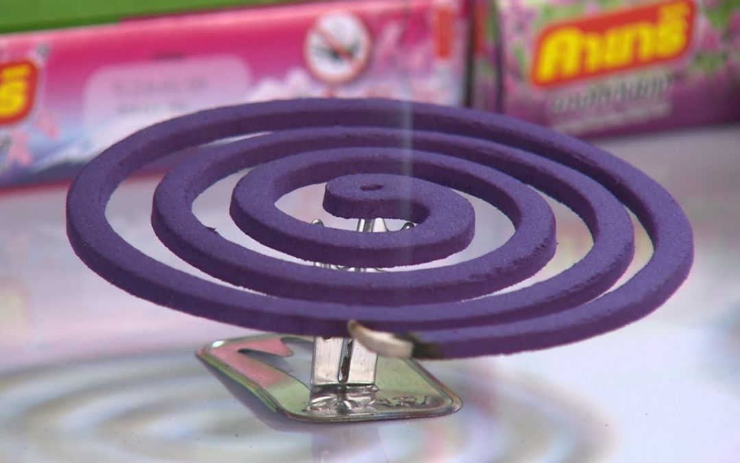 Mosquito Coil Drying System | Drying Process of Animal Husbandry Mosquito Coils
